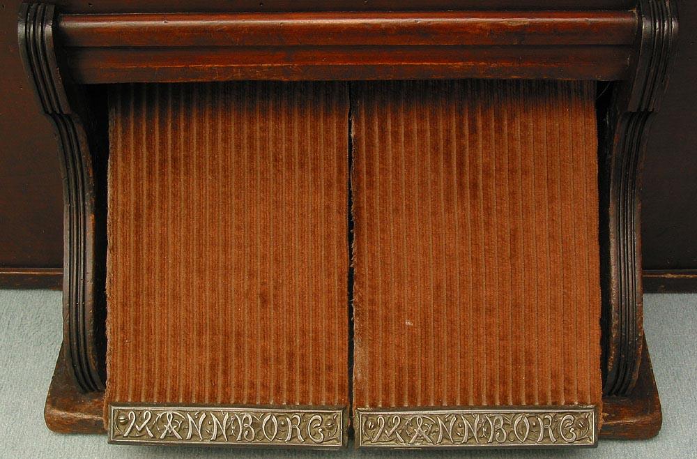 mannborg saugwind harmonium nr 4757 von 1898. Black Bedroom Furniture Sets. Home Design Ideas
